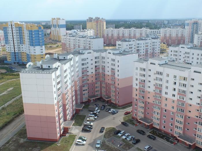 Cоставление технических планов. Микрорайон «Московский» в г.Иваново